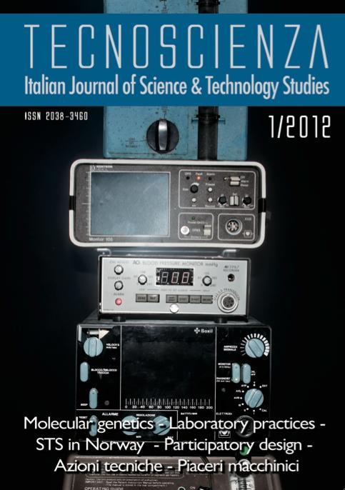 copertina Tecnoscienza n.5